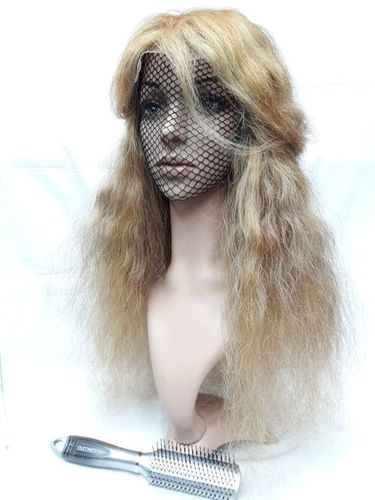 Coloured Wig