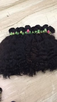 Bulk Deep Wavy Hair