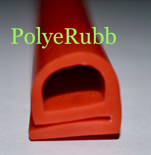 Silicone Rubber Extruded Profiles