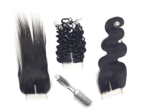 Closure Hair 4x4
