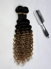 Colour Artificial Curly Hair