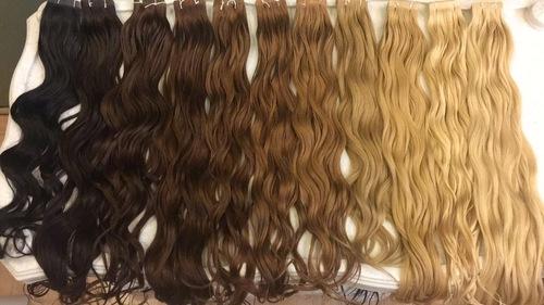 Colour Human Hair