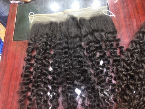 Curly Frontal 13x4