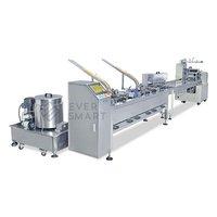 Jam Sandwiching Machine With Packaging Machine