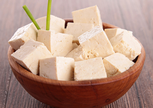 Plain Tofu Cubes