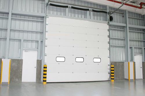 Automatic Industrial Garage Doors