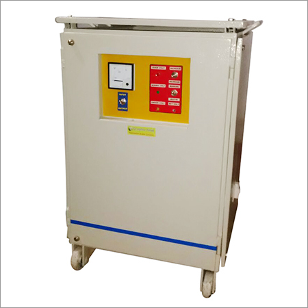 Single Phase Servo Control Voltage Stabilizer