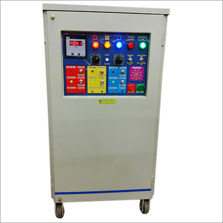 Servo Three Phase Control Voltage Stabilizer