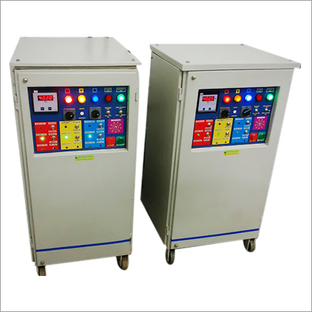 New Three Phase Servo Control Voltage Stabilizer