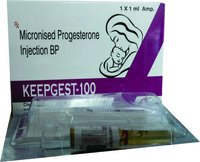 Natural Micronised Progesterone Injection