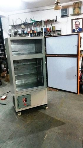 Flame proof refrigerator and BOD