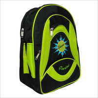 Kids Green Color School Bag