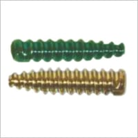 Titanium ACL Screws