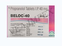 Beloc 40 mg Tablet