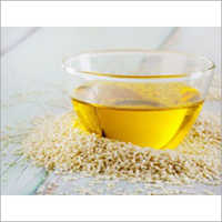 SESAME SEED OIL  (Rectified)