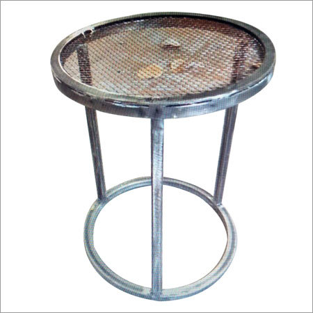 Wrought Iron Stools