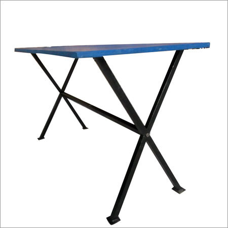 Wrought Iron Folding Table