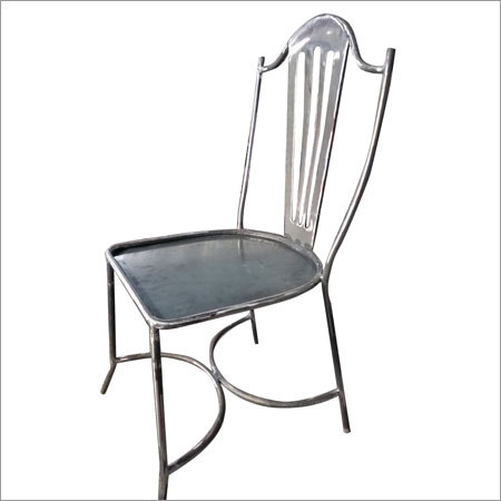 Wrought Iron Designer Chair