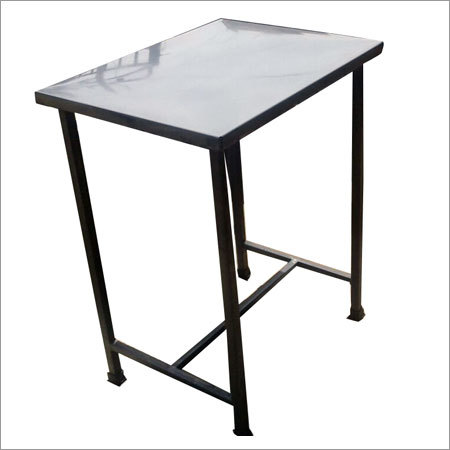 Wrought Iron Square Table