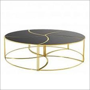 Wrought Iron Coffee Table