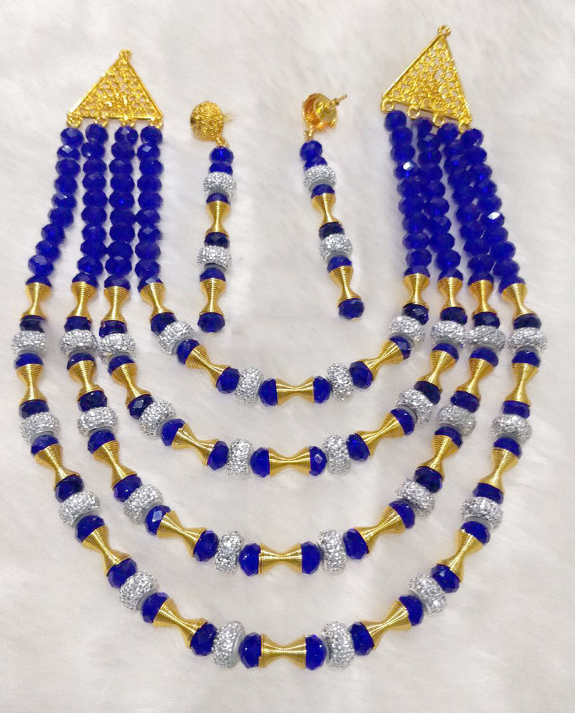 Galam Necklace with Earring