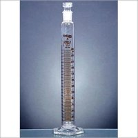 Measuring Cylinders, H-Base, Stoppered, NABL