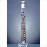 Measuring Cylinders, H-Base, Stoppered, Class B