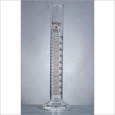 Measuring Cylinders, Round Base, Class B