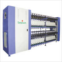 Sepson Flanged Roll TFO Twister Machine