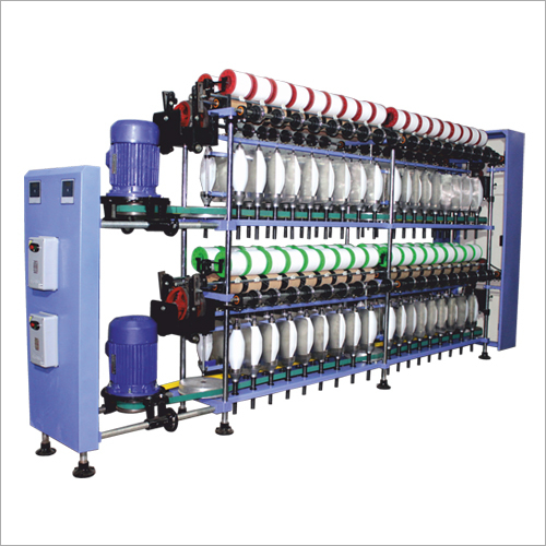 Flanged Roll TFO Twister Machine