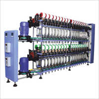 Flanged Roll TFO Twister Machine (Economic)