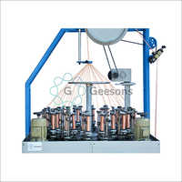 SS Wire Braiding Machine