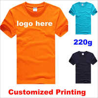 Digital Logo Print Service On T-Shirts