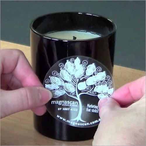 Mug Sticker Printing