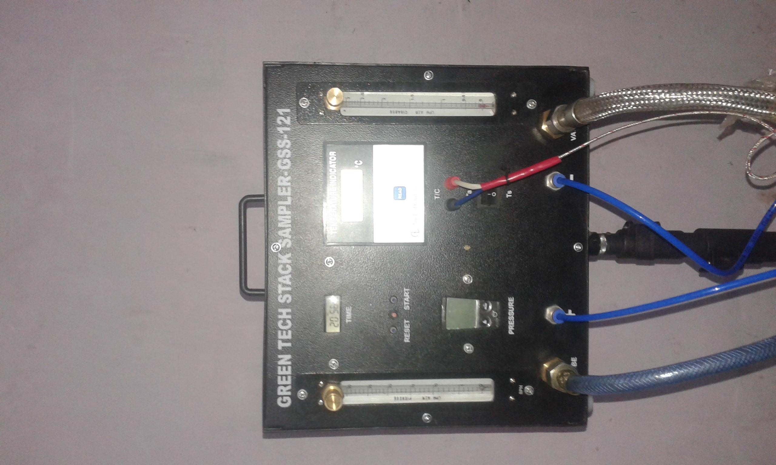 Stack Gas Sampler