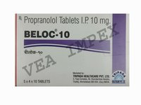 BELOC TABLETS 10mg