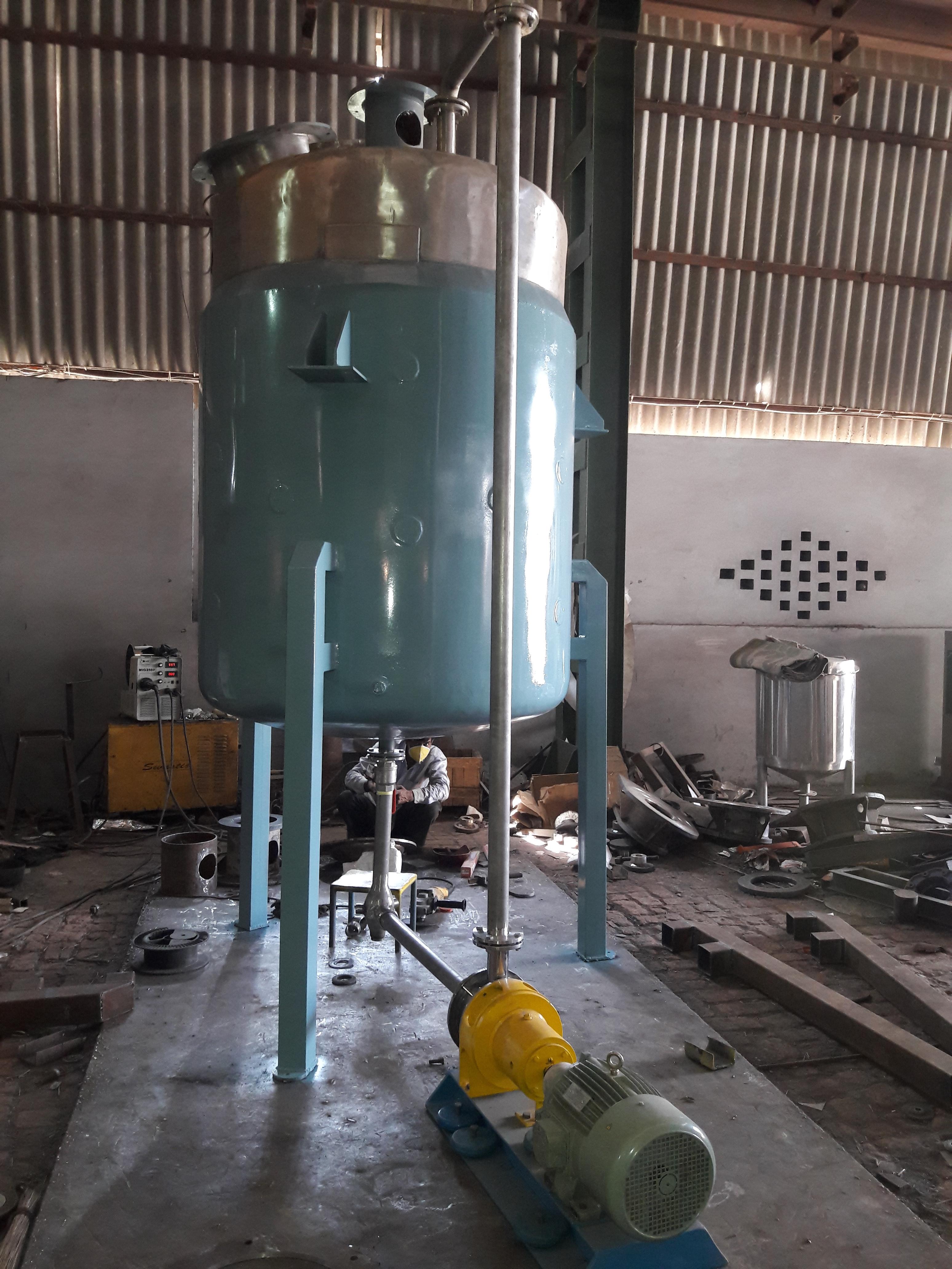 Homogenizer Pump