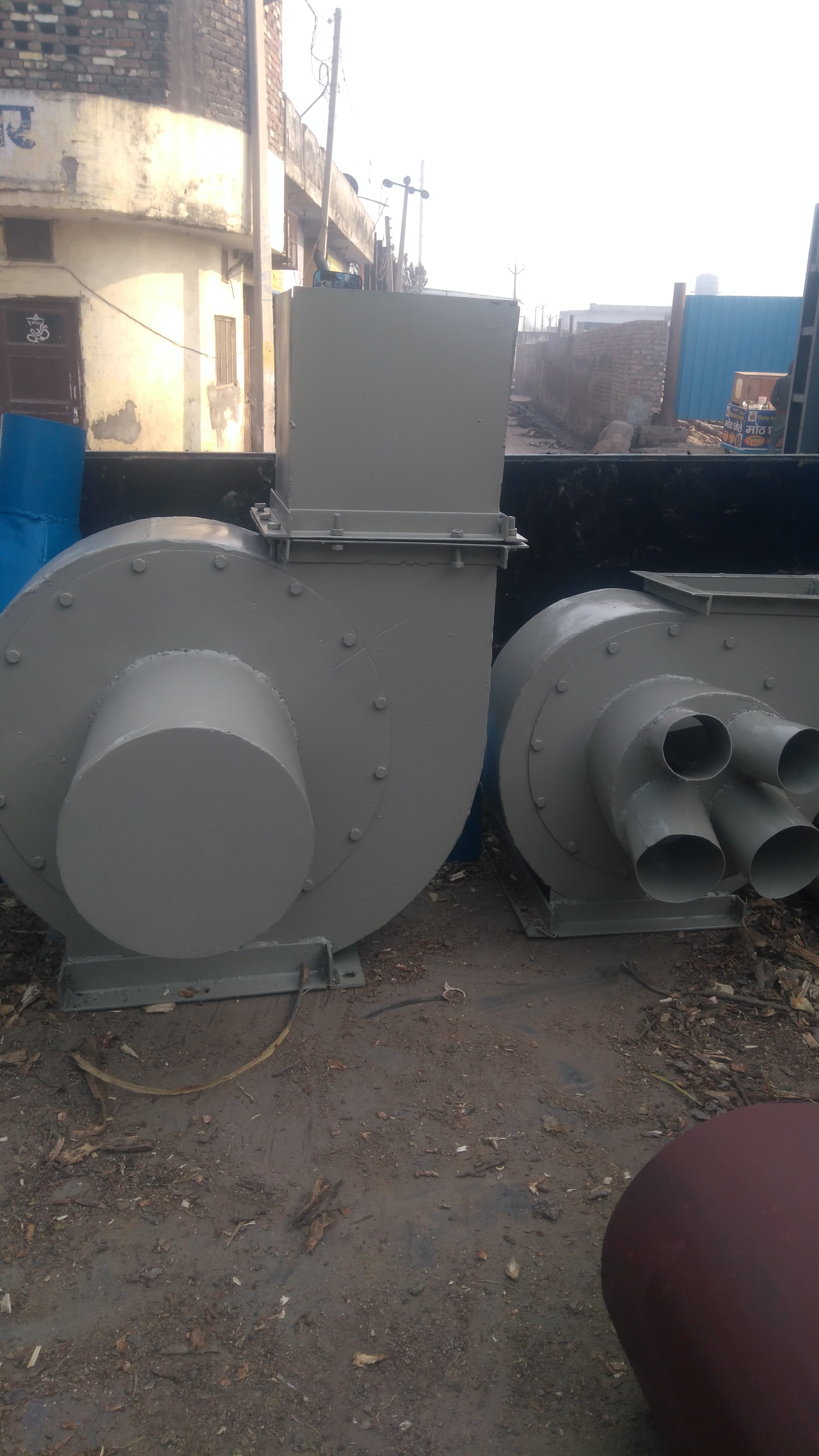 Plywood Dust Collector