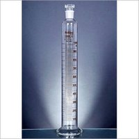 Measuring Cylinders, Stoppered, Round Base, Class B