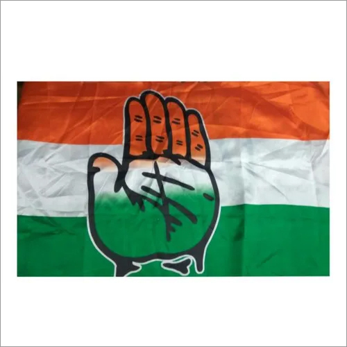 Printed Congress Election Flags