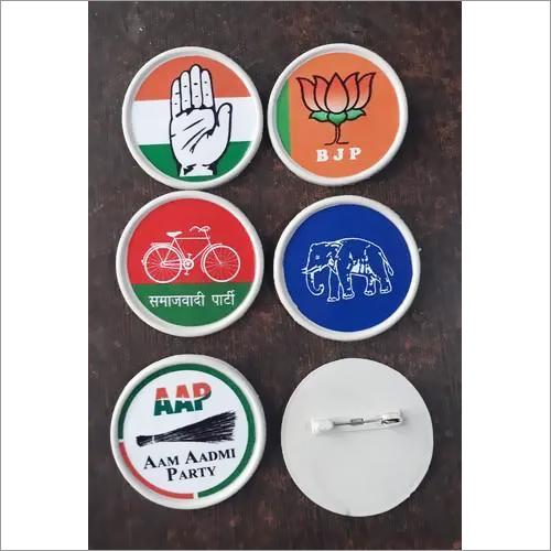 Election Round Badge