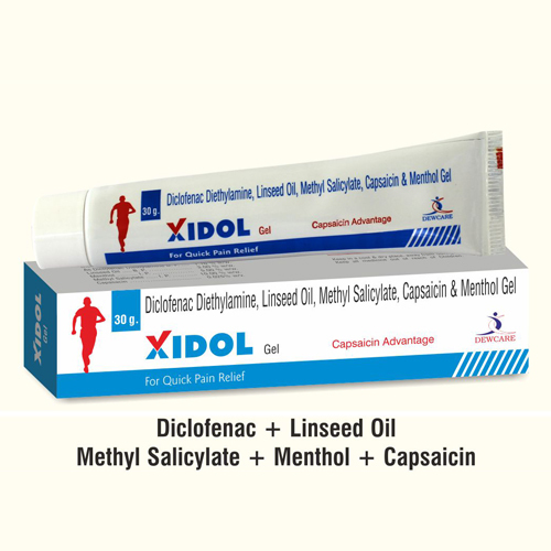 XIDOL Pain Relief Spray
