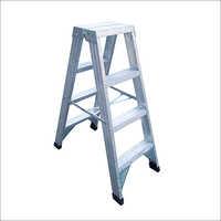 Aluminium Double Sided Ladder