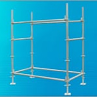 Open End Package Frame Scaffolding