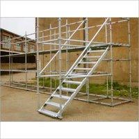 Aluminium Scaffold Stairs