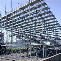 Scaffolding Seating System