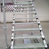 Aluminum Open Staircase
