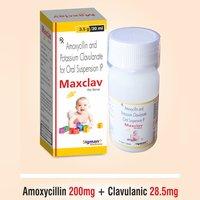 Amoxicilline +Clavulanate
