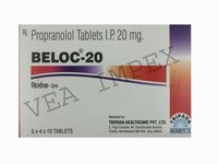 BELOC TABLETS 20 mg