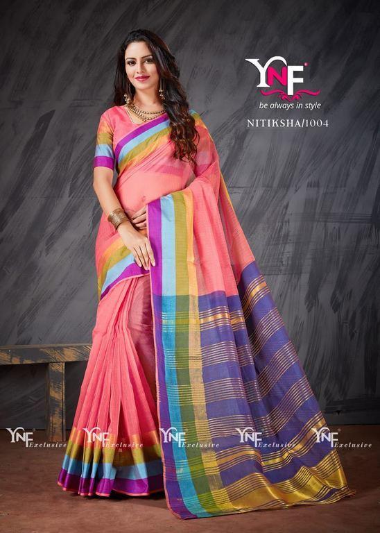 Womens cotton silk  sarees collection
